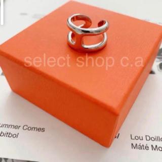 ドゥロワー(Drawer)のシルバー925  オスモズリング(リング(指輪))