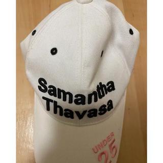 サマンサタバサ(Samantha Thavasa)のサマンサタバサ 帽子 かおりん様専用(キャップ)