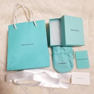 ティファニー(Tiffany & Co.)のTiffany ショッパー 空箱(ショップ袋)
