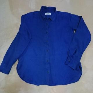 ユニクロ(UNIQLO)のユニクロシャツ(シャツ/ブラウス(長袖/七分))