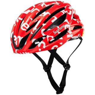 シュプリーム(Supreme)のSupreme Giro Syntax MIPS Helmet Lサイズ red(ヘルメット/シールド)