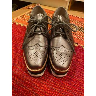 プールサイド(POOL SIDE)のpool side厚底ローファー(ローファー/革靴)