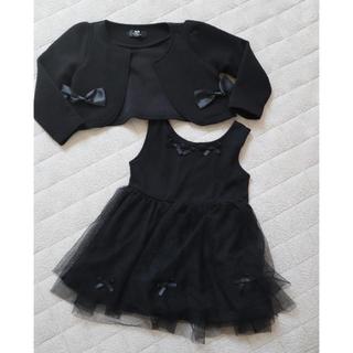 シマムラ(しまむら)のフォーマル ベビードレス 90cm(ドレス/フォーマル)