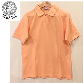 ジャンニヴェルサーチ(Gianni Versace)のVersace ポロシャツ【美品】(ポロシャツ)