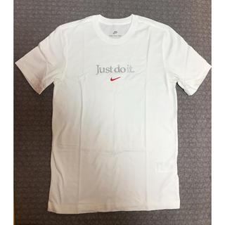 ナイキ(NIKE)のNIKE ナイキ Tシャツ just do it Sサイズ(Tシャツ/カットソー(半袖/袖なし))