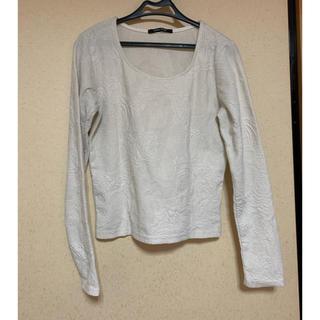 ワンウェイ(one*way)の長袖 Tシャツ カットソー(Tシャツ(長袖/七分))
