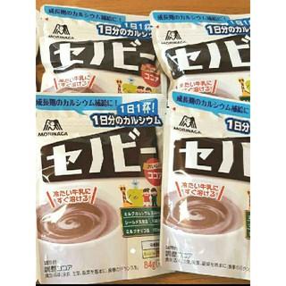 モリナガセイカ(森永製菓)の森永 セノビー 4コ 栄養食品(その他)