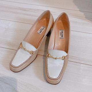 セリーヌ(celine)のCELINE  ローファー パンプス サイズ37(ローファー/革靴)