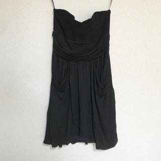 ザラ(ZARA)のZARA ドレス ワンピース(ミディアムドレス)