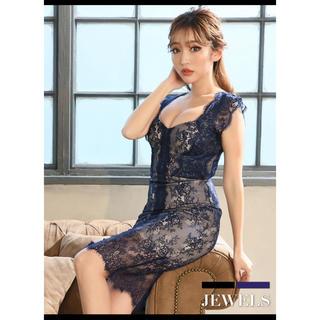 ジュエルズ(JEWELS)のジュエルズキャバドレス美品(ナイトドレス)