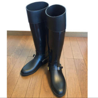 ジミーチュウ(JIMMY CHOO)のJIMMY CHOO ジミーチュウ レインブーツ サイズ36(レインブーツ/長靴)