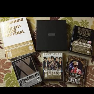 ビッグバン(BIGBANG)のBIGBANG G-DRAGON DVD まとめ売り(K-POP/アジア)