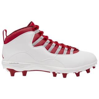 ナイキ(NIKE)の新商品 Jordan Retro 10 TD Mid ジョーダンレトロ10(アメリカンフットボール)