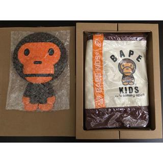 アベイシングエイプ(A BATHING APE)のBAPE KIDS トートバック&ミラー  【新品未使用】(その他)