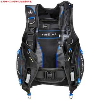 アクアラング(Aqua Lung)のダイビング器材 BCDジャケット(マリン/スイミング)