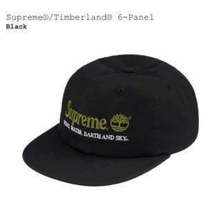 シュプリーム(Supreme)の新品 正規品 Supreme Timberland Cap Black(キャップ)