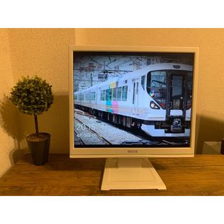 アイオーデータ(IODATA)のIODATA LCD-A173K スクエア型 17インチ PCモニター(ディスプレイ)