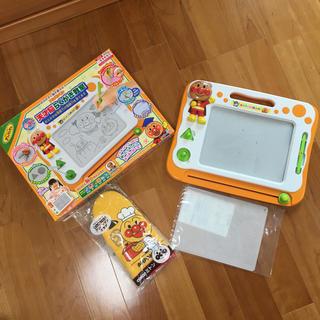 アガツマ(Agatsuma)の【アンパンマン】天才脳らくがき教室(知育玩具)