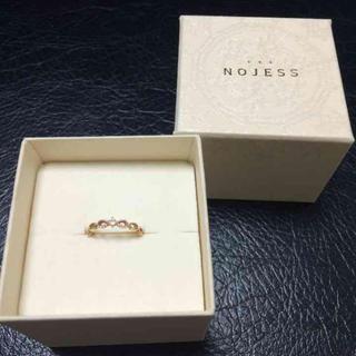 ノジェス(NOJESS)のノジェス ピンキーリング3号☆(リング(指輪))