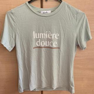 ダズリン(dazzlin)のTシャツ(Tシャツ/カットソー(半袖/袖なし))