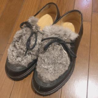 """エンダースキーマ(Hender Scheme)のHender Scheme """"skm"""" エスキモー(ローファー/革靴)"""