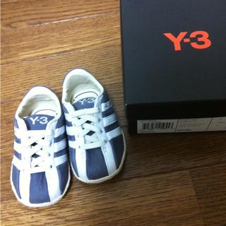 ヨウジヤマモト(Yohji Yamamoto)のY-3ベビーシューズ(その他)