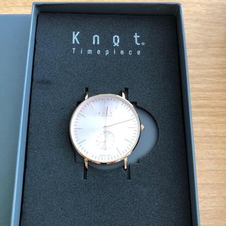 ノットノット(Knot/not)のknot ノット 日本製時計(腕時計)