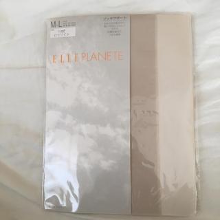 エルプラネット(ELLE PLANETE)の【新品未使用】エルプラネットストッキング(タイツ/ストッキング)