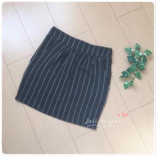 アベイル(Avail)の新品♡ストライプスカート(ミニスカート)