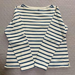 ユニクロ(UNIQLO)のユニクロ ボーダーT(Tシャツ(長袖/七分))