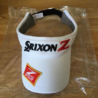 スリクソン(Srixon)のSRIXON サンバイザー(サンバイザー)