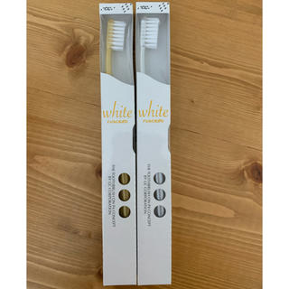 ルシェロホワイト専用歯ブラシ 2本セット(歯ブラシ/デンタルフロス)