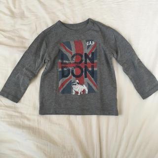 ベビーギャップ(babyGAP)のベビーギャップのロンT(Tシャツ/カットソー)