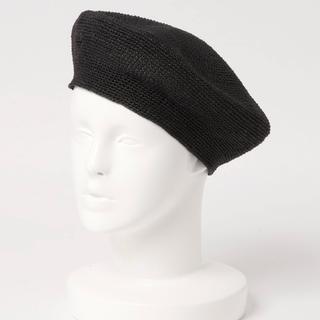 ローリーズファーム(LOWRYS FARM)のサイザル ベレー帽 LOWRYS FARM(ハンチング/ベレー帽)