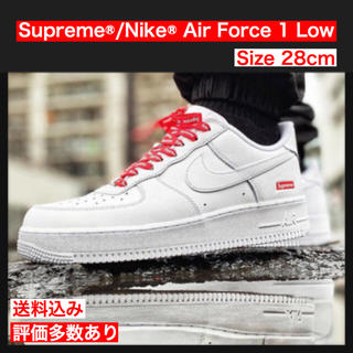 シュプリーム(Supreme)の【28cm】Supreme®/Nike® Air Force 1 Low(スニーカー)