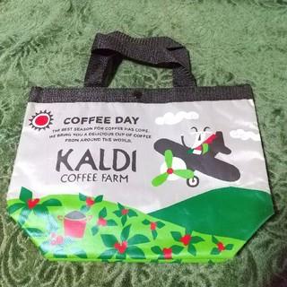 カルディ(KALDI)のカルディ トートバッグ 2回使用(その他)