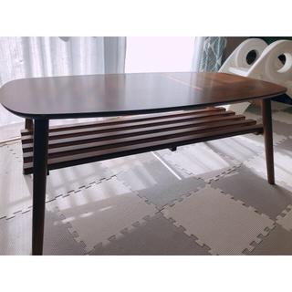 ビーカンパニー(B-COMPANY)のB-COMPANY センターテーブル(折たたみテーブル)