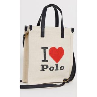 ポロラルフローレン(POLO RALPH LAUREN)のPolo Ralph Lauren キャンバス トートバッグ(トートバッグ)