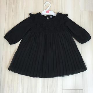 ニシマツヤ(西松屋)のフォーマル ワンピース 女の子 90(ドレス/フォーマル)