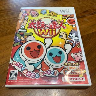 バンダイナムコエンターテインメント(BANDAI NAMCO Entertainment)の太鼓の達人Wii Wii(家庭用ゲームソフト)