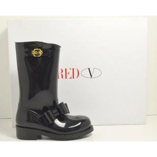 レッドヴァレンティノ(RED VALENTINO)のmomoko's shop様専用Red Valentino レインブーツ(レインブーツ/長靴)