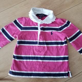 ラルフローレン(Ralph Lauren)のラルフローレン 長袖シャツ 80(シャツ/カットソー)