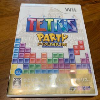 ハドソン(HUDSON)のテトリスパーティープレミアム Wii(家庭用ゲームソフト)