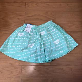 ロニィ(RONI)のタグ付き新品 RONI キュロット(スカート)