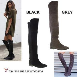 チャイニーズランドリー(CHINESE LAUNDRY)のChineseLaundryロングブーツ(ブーツ)