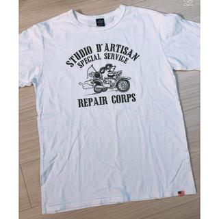 ステュディオダルチザン(STUDIO D'ARTISAN)のSTUDIO DARTISAN カットソー(Tシャツ/カットソー(七分/長袖))