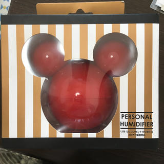 ディズニー(Disney)のパーソナル卓上加湿器 新品未使用 ディズニー(加湿器/除湿機)