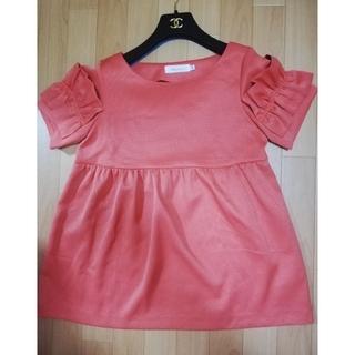 クチュールブローチ(Couture Brooch)の💖Couture Brooch💖袖フリルブラウス💖(シャツ/ブラウス(半袖/袖なし))