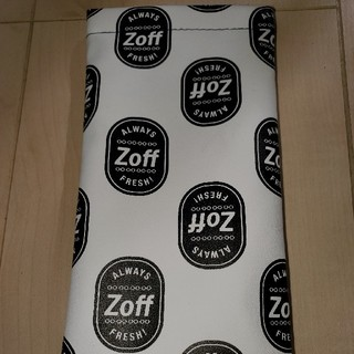 ゾフ(Zoff)のお値引き★Zoff★眼鏡ケース★新品未使用(サングラス/メガネ)