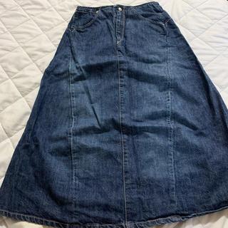 リーバイス(Levi's)のにゃおこ様専用 デニムスカート LEVI'S(ロングスカート)